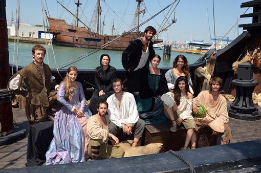 La nueva serie de Antena 3: El corazón del océano