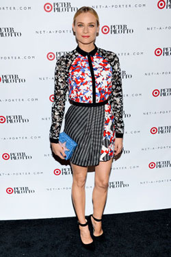 Diane Kruger en NYFashion Week - TELVA
