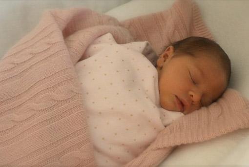 Leonore, la nueva princesa