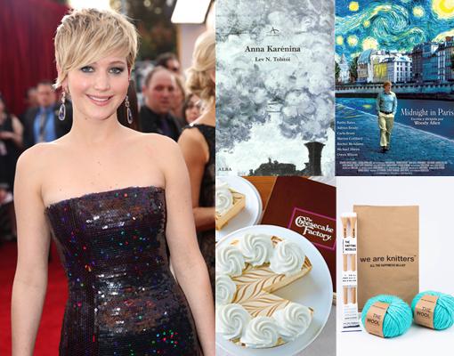 Los secretos mejor guardados de Jennifer Lawrence