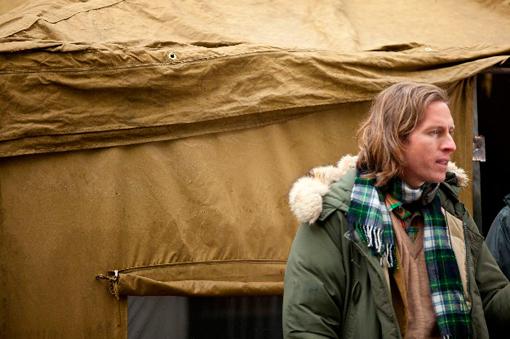 El director Wes Anderson
