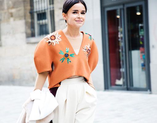 ¿Quién ha vestido de Delpozo en las semanas de la moda? Foto: Collage Vintage.