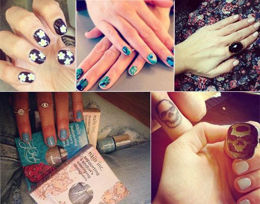 Nail Art: las mejores manicuras de celebrity en Instagram
