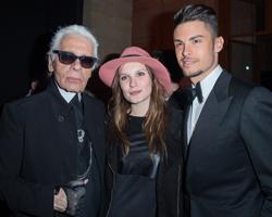 Nos vamos de fiesta en París con Karl Lagerfeld como anfitrión