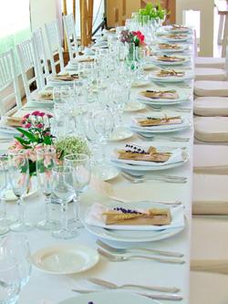 La boda con estilo de Mónica y Juanfran