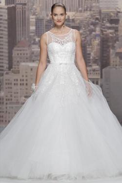 Barcelona Bridal Week  Vestidos de novia para 2015  9a6194f2d73