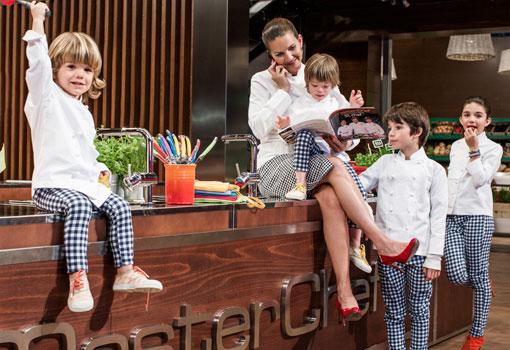 Samantha Vallejo Nágera Chef Y Mamá Multitarea Telva Com