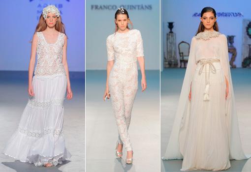 pasarela de novias madrid costura: vestidos de novia | telva