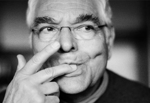 Antoni Bernard en un retrato en blanco y negro.