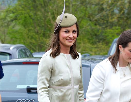Pippa Middleton de boda