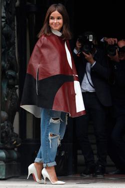Miroslava Duma en París