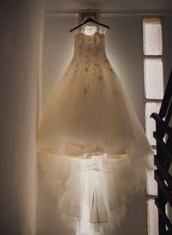 La boda con estilo de...  Cristina y John