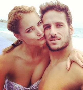 Alba Carrillo anuncia su boda con Feliciano López