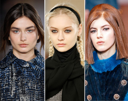 Peinados tendencia otoño invierno 2014 2015