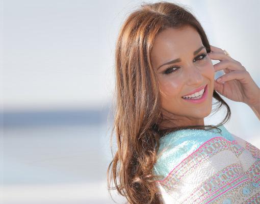 Paula Echevarría y sus<em> top looks</em> de belleza