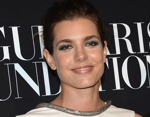 Nos inspira el maquillaje de Carlota Casiraghi y muchos más. /Foto: GTres Online.