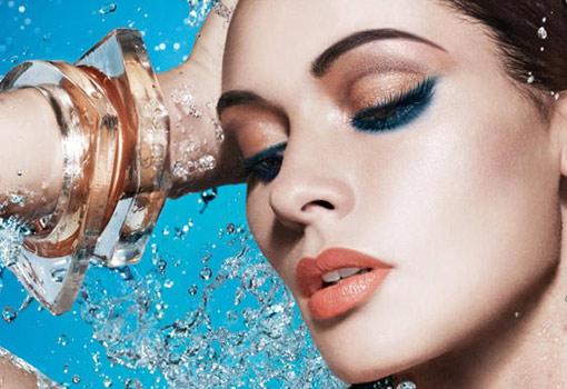 Foto colección Aqua, Make up Forever.