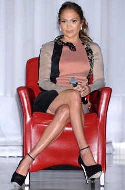 Jennifer López.