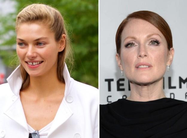 Errores y aciertos de belleza de las celebrities de la semana