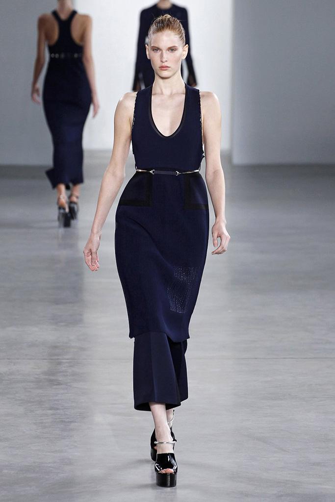 Calvin Klein Collection Primavera Verano 2015