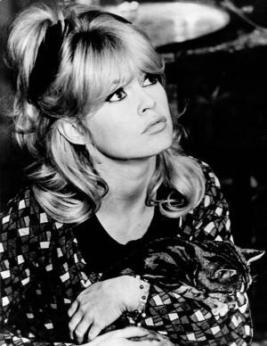 Belleza de Brigitte Bardot