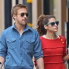 ¡Eva Mendes y Ryan Gosling ya son papás!