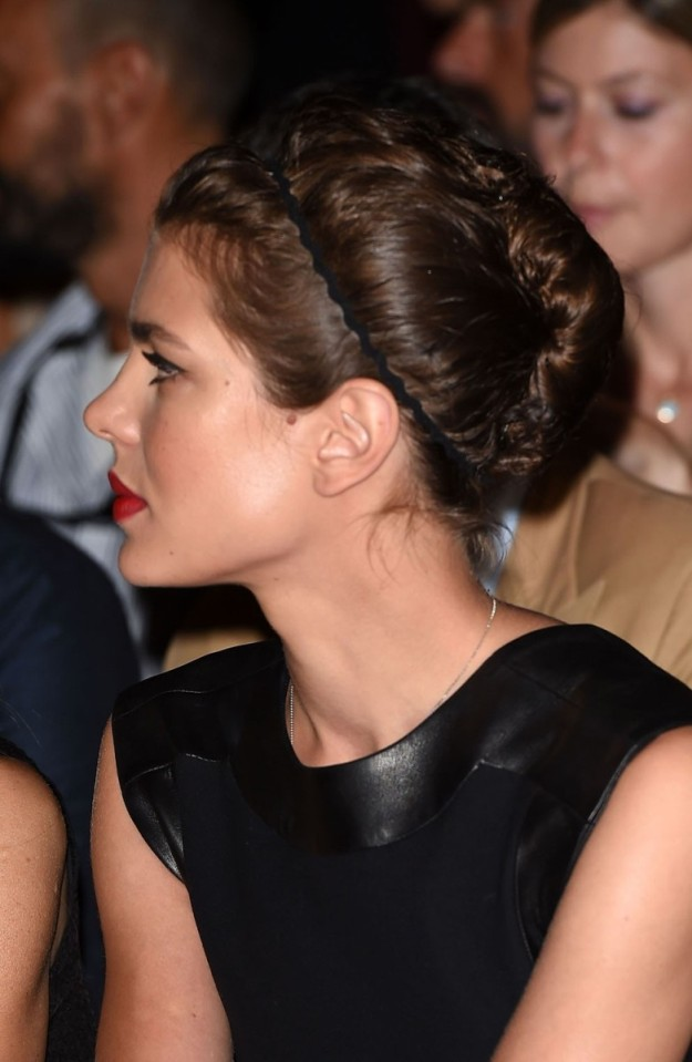 Carlota Casiraghi y sus looks de belleza que querrás copiar