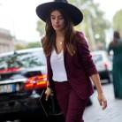 Aida, Gala..: <em>street style</em> blogger en Milán FW