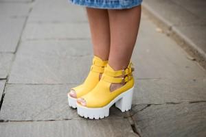 Zapatos en Milán