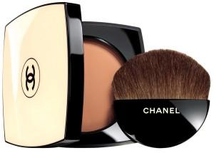 Les beiges de Chanel.