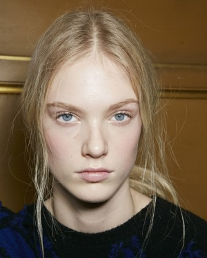 Modelo de Isabel Marant
