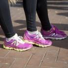 ¡Así fue el primer entrenamiento oficial para el maratón femenino por relevos de TELVA!