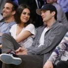 Mila Kunis y Ashton Kutcher, ¡ya son padres!
