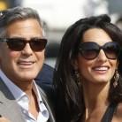 La luna de miel de George Clooney y Amal Alamuddin