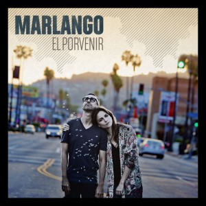Portada del nuevo disco de Marlango
