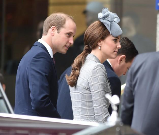 El look beauty de Kate Middleton en su vuelta al trabajo.