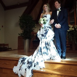 La boda de Melinda Relyea