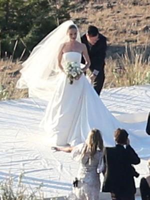 La boda de Kate Bosworth.