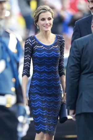 Reina Letizia en Oviedo