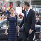 El look de Letizia en los Premios Príncipe de Asturias
