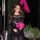 Kate Middleton dispara las ventas de su vestido negro