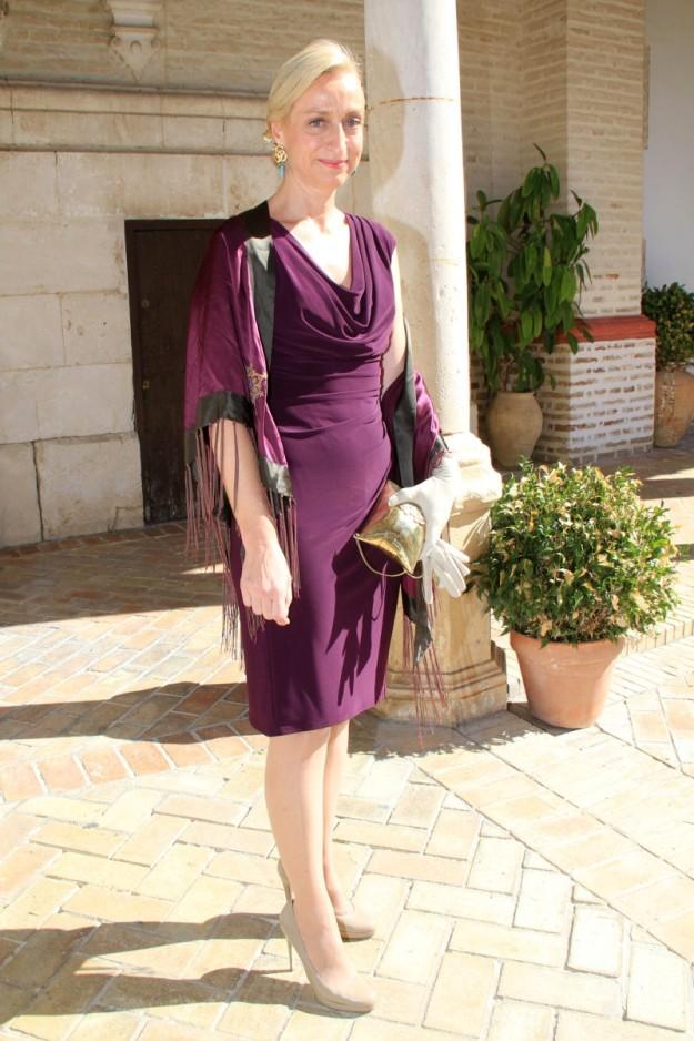 Macarena Bazán, novia de Espartaco