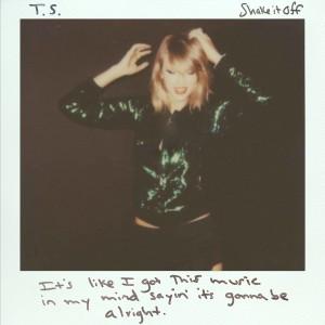 Polaroid del nuevo disco de Taylor Swift.