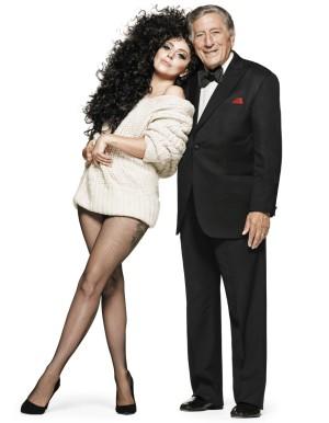 Tony Bennet y Lady Gaga