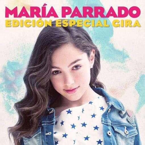 María Parrado Edición Especial Gira