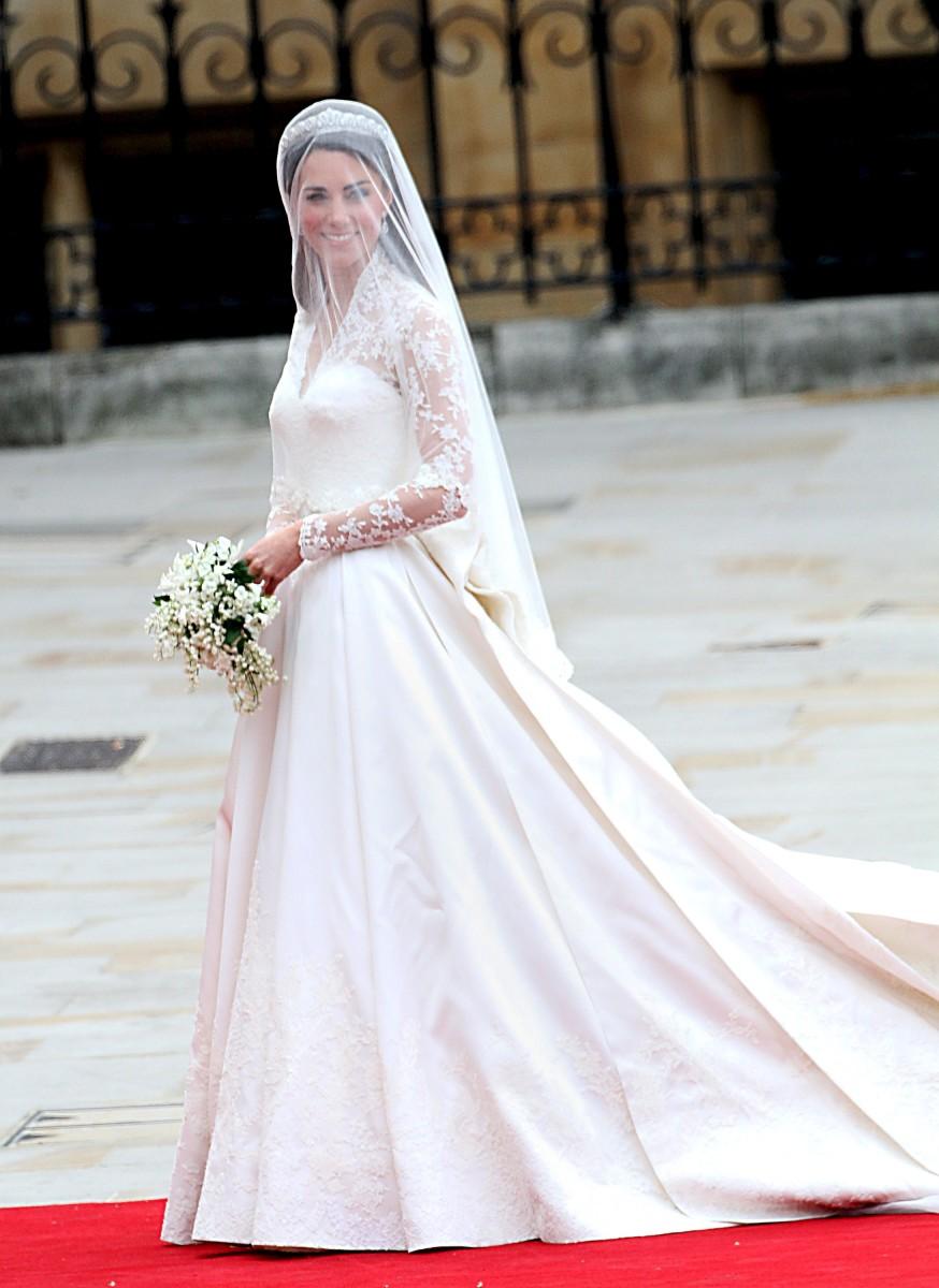 Los mejores vestidos de novia con manga