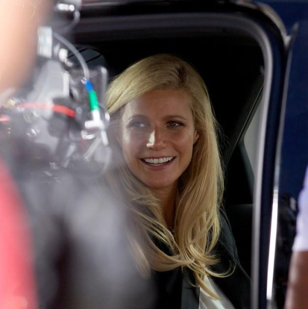 Gwyneth Paltrow, embajadora de Ma Vie de Hugo Boss