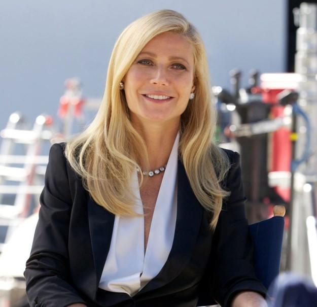 Gwyneth Paltrow para Ma Vie de Hugo Boss