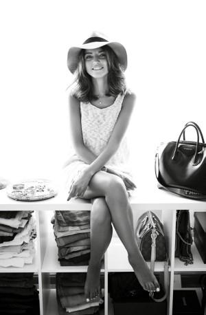 Alexandra Pereira, autora del blog Lovely Pepa