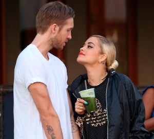 Los zumos verdes de Rita Ora